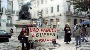 Pagan in Lisbon
